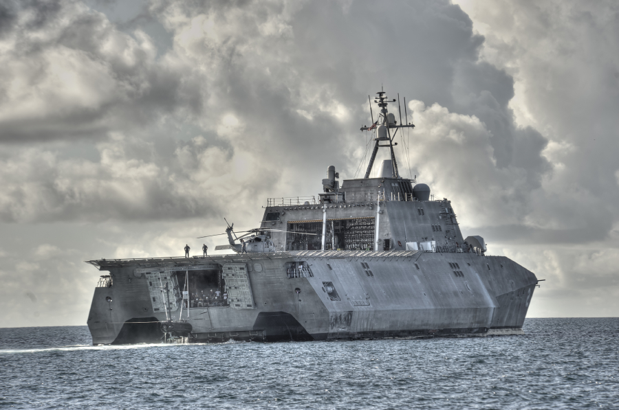 Austal-Littoral-Combat-Ship